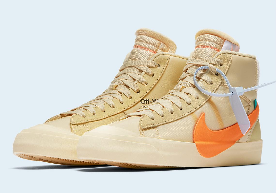 Nike Blazer Mid 77 Off-White