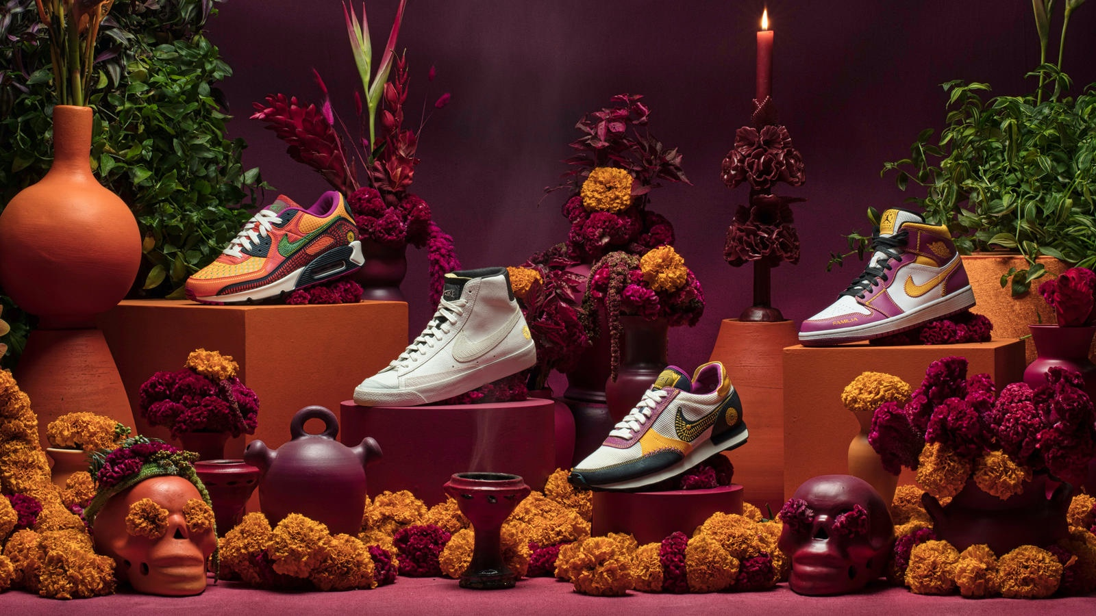 "Nike ""Día de Muertos"" Collection"