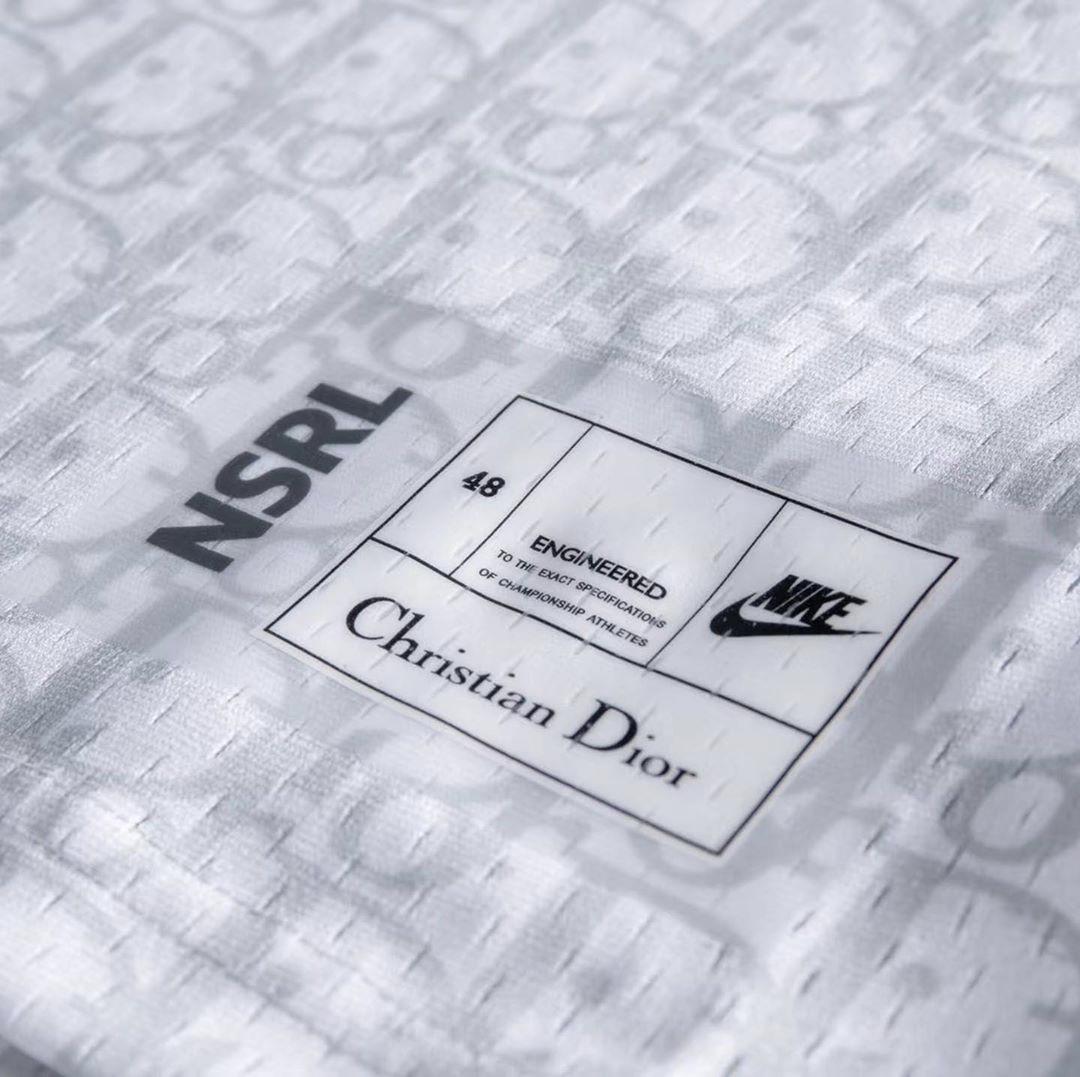 Nike Dior Jersey