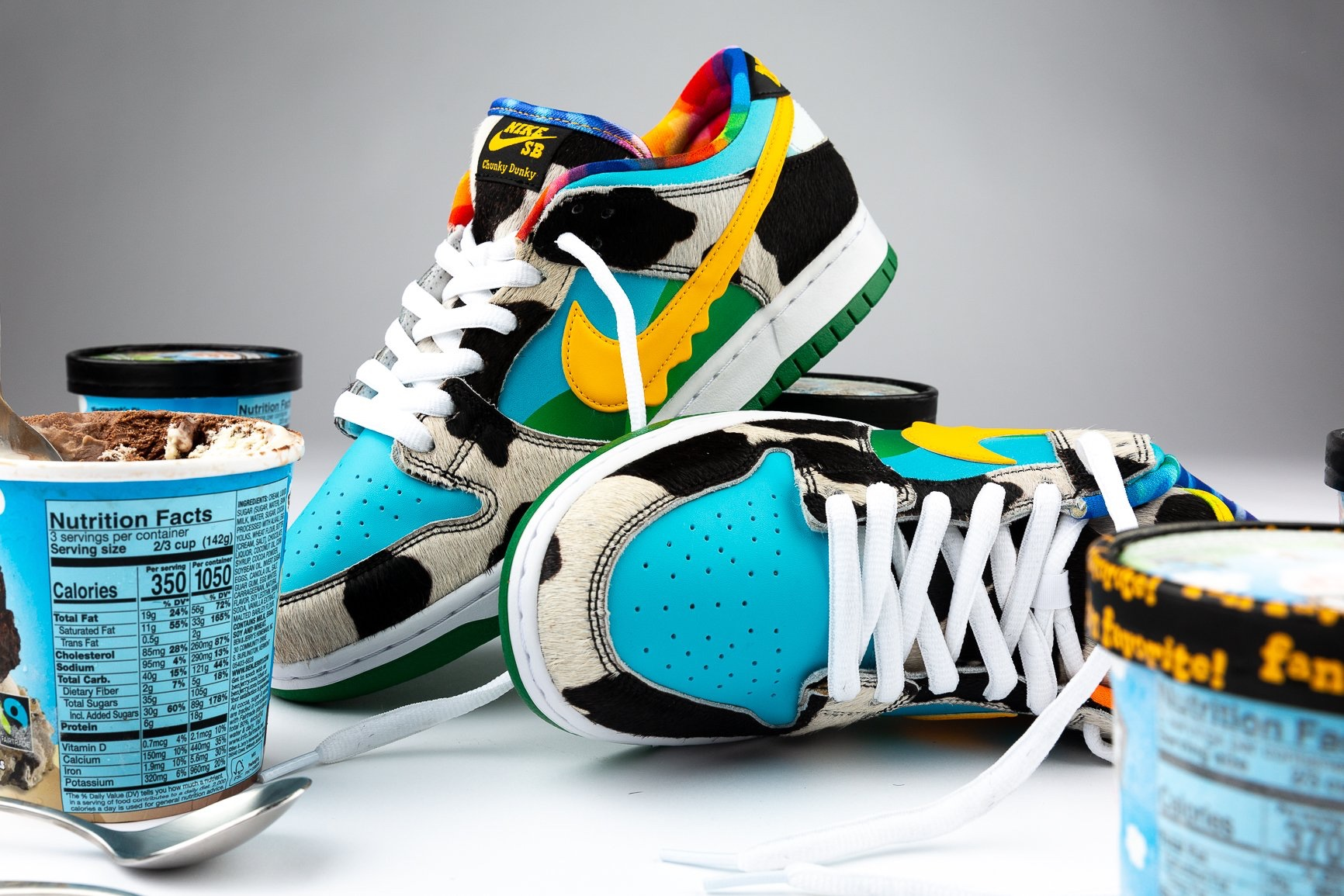 Ben & Jerry's x Nike Dunk Low