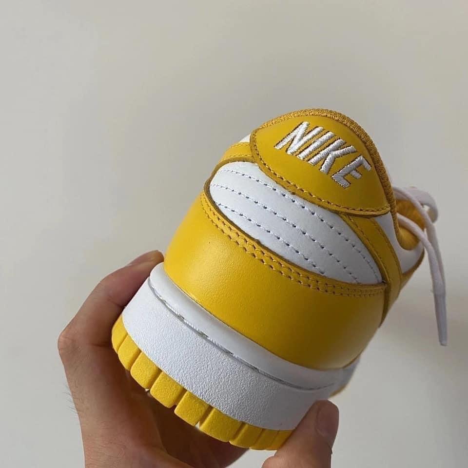Nike Dunk Low Laser Orange Yellow White