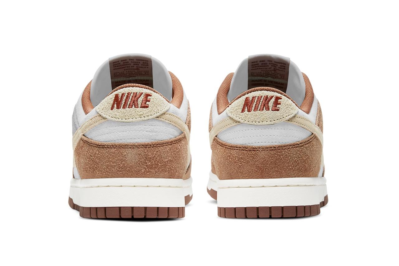Nike Dunk Low Medium Curry