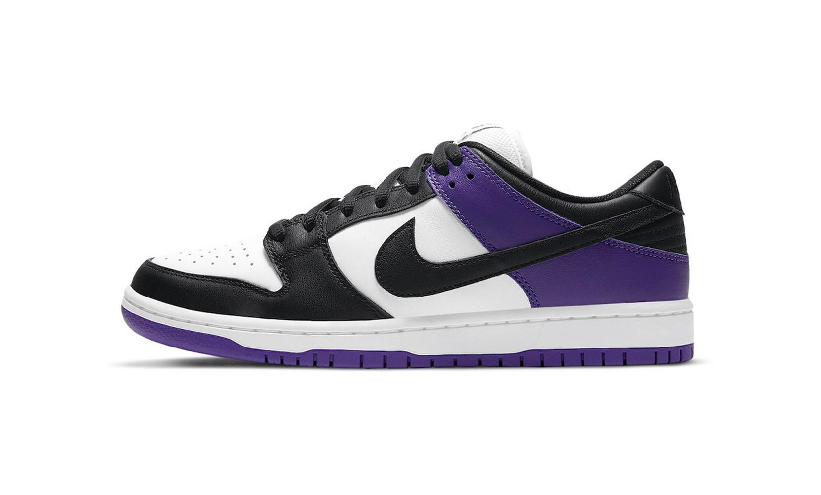 Nike Dunk Low Pro Court Purple