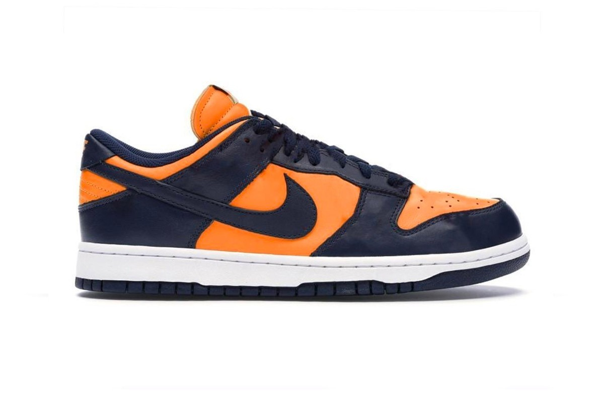 "Nike Dunk Low SP ""University Orange/Marine"""