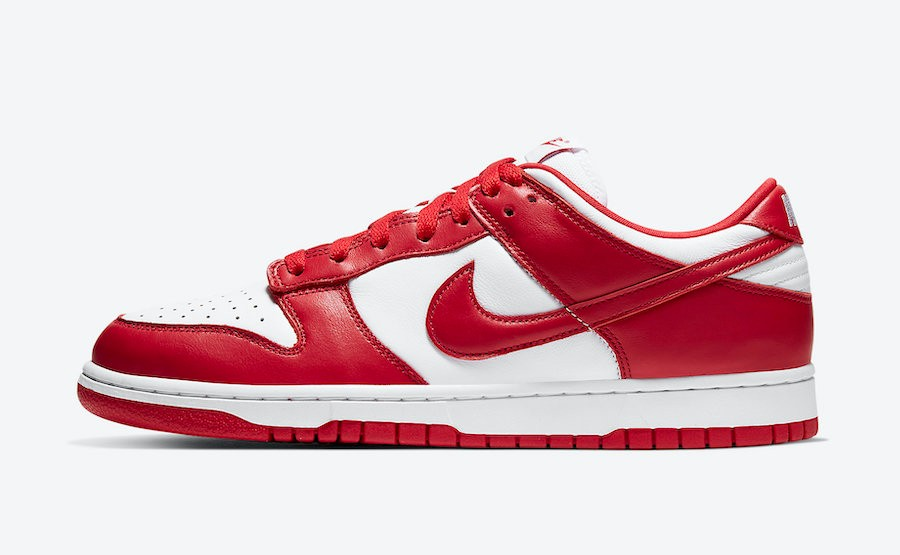 Release Date Dunk Low University Red