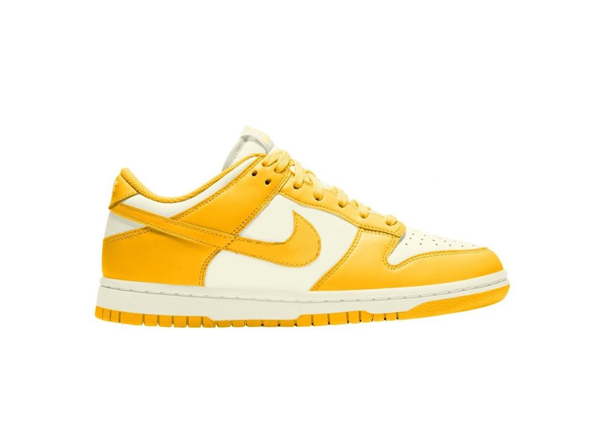 Nike Dunk Low Yellow