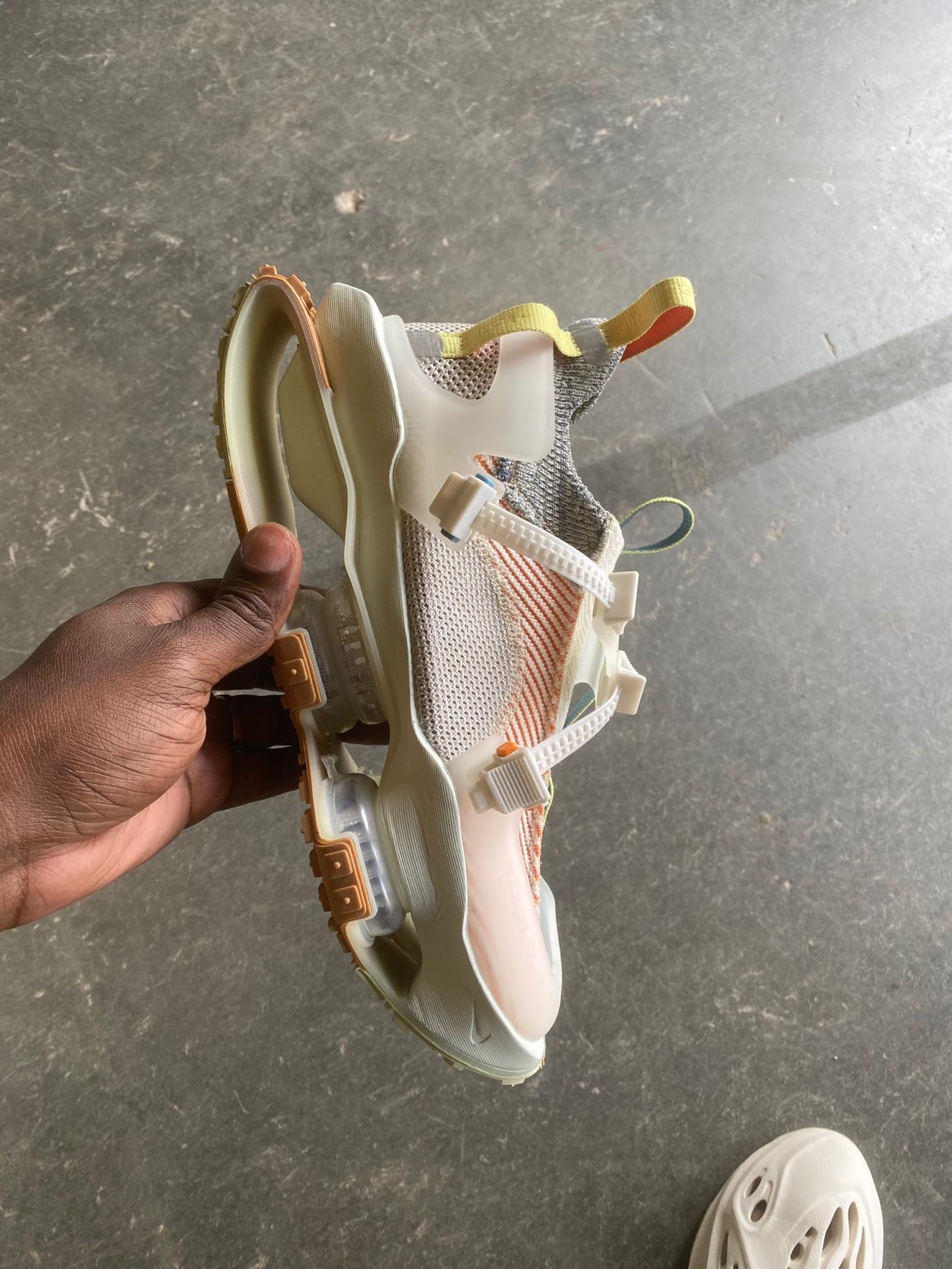 Nike ISPA Road Warrior Kanye West