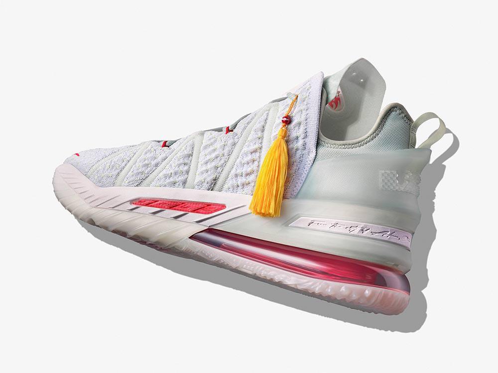 Nike LeBron 18 Empire Jade