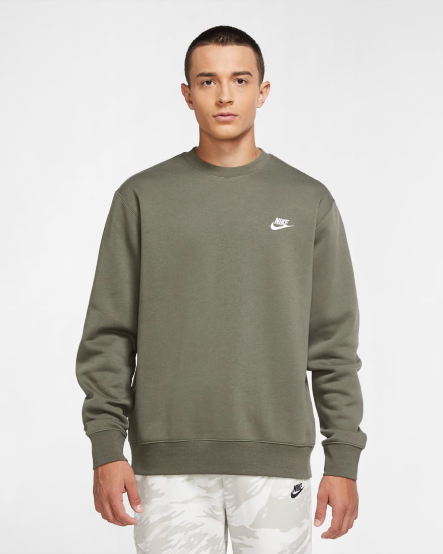 Nike Maglia a girocollo Nike Sportswear Club Fleece