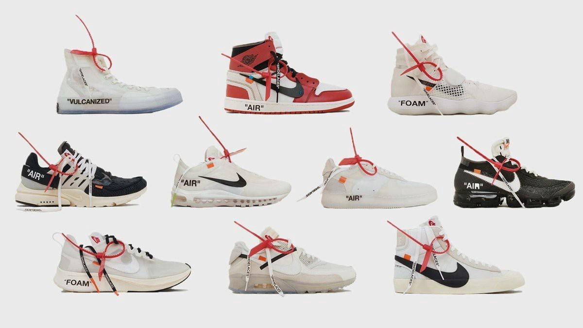 Nike Off-White Collezione The Ten