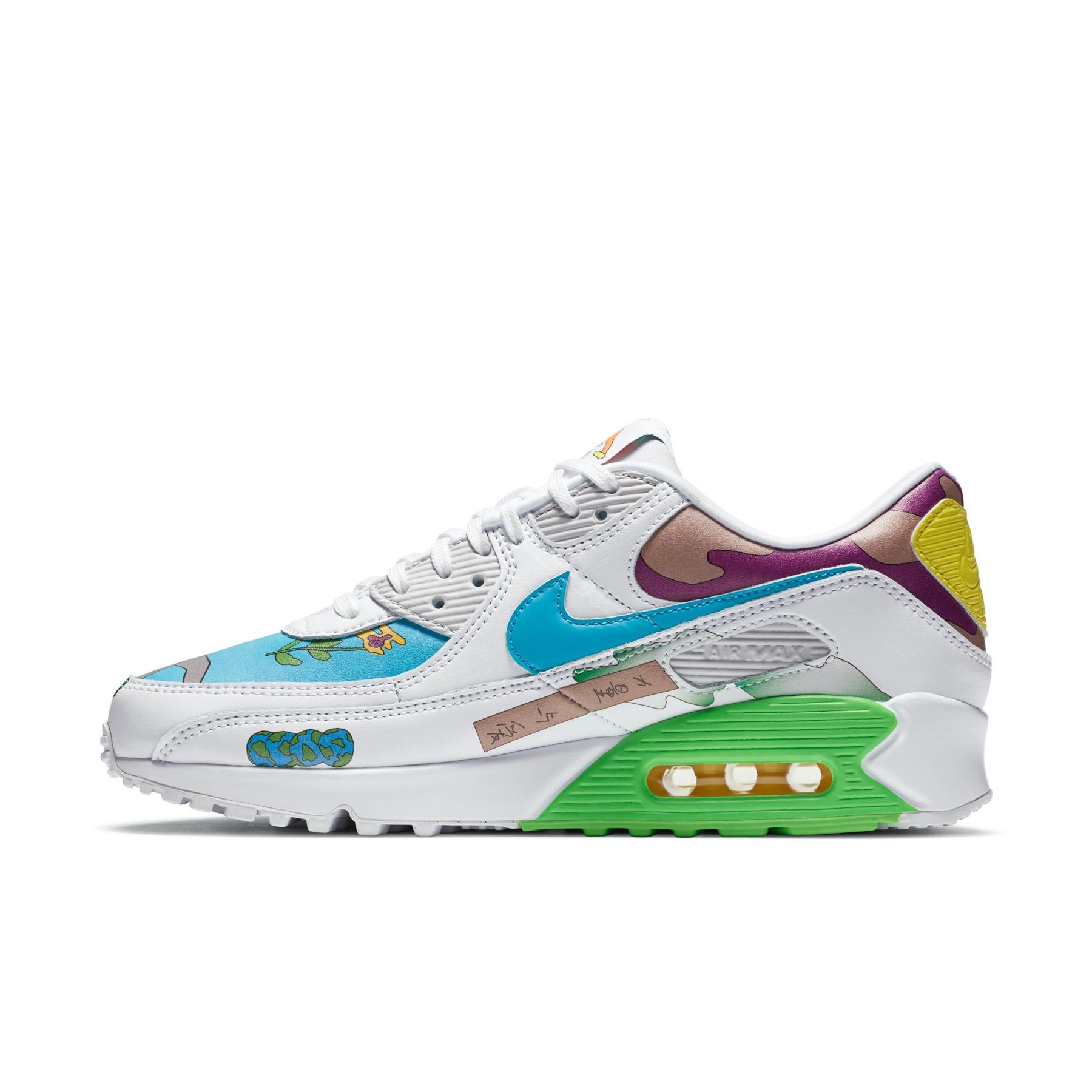 Ruohan Wang x Nike Air Max 90