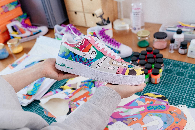 Nike x Ruohan Wang