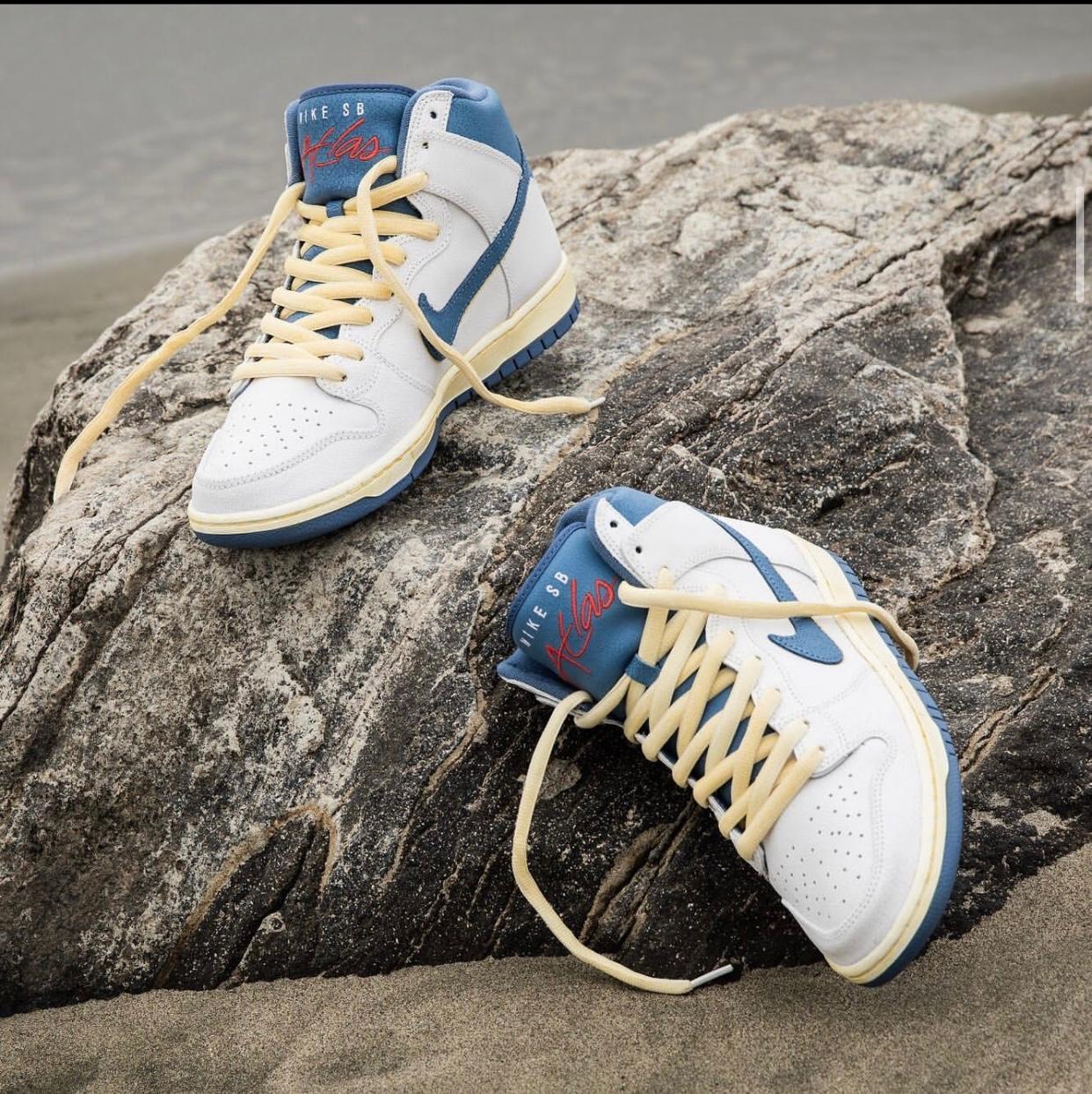 "Nike SB Dunk High ""Atlas"""