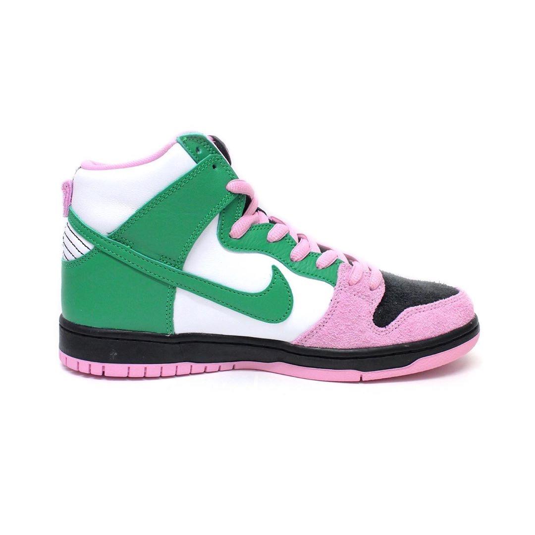 Nike SB Dunk High Invert Celtic