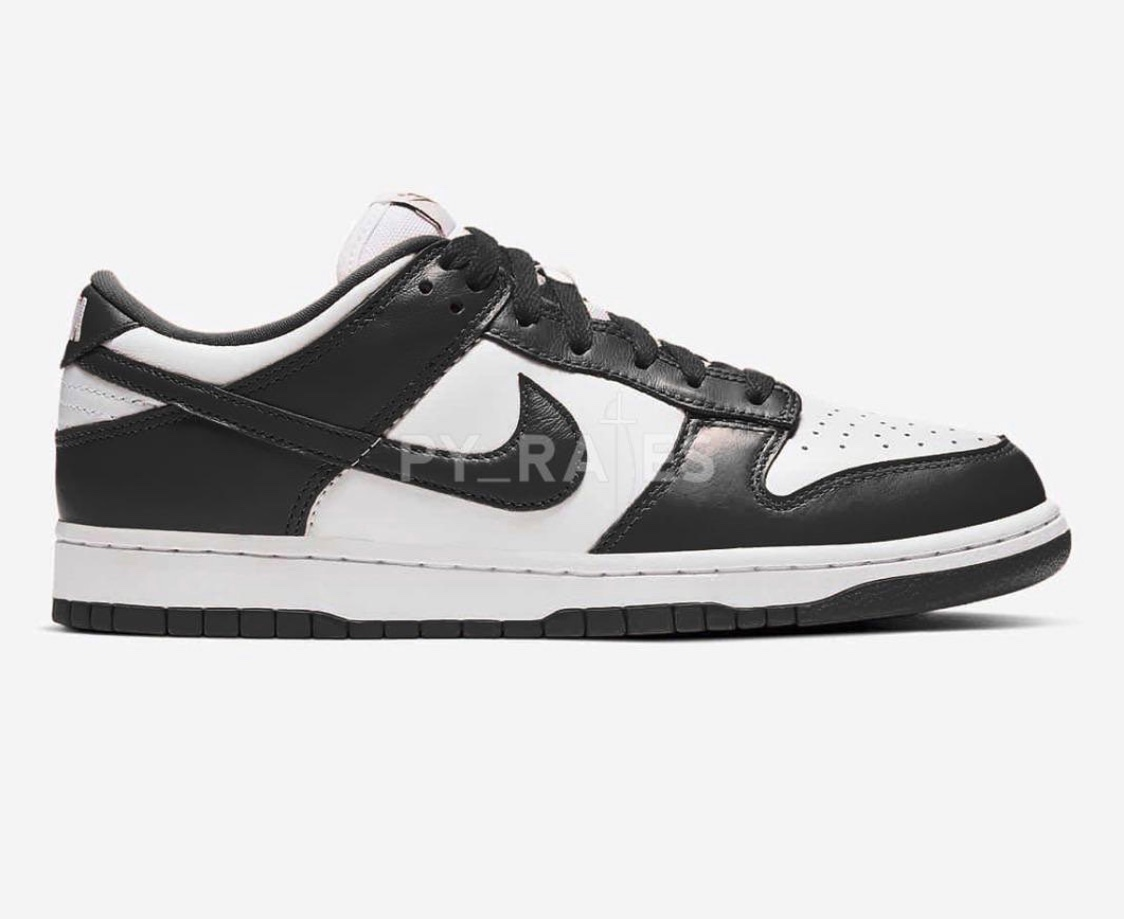 Nike SB Dunk Low Black White