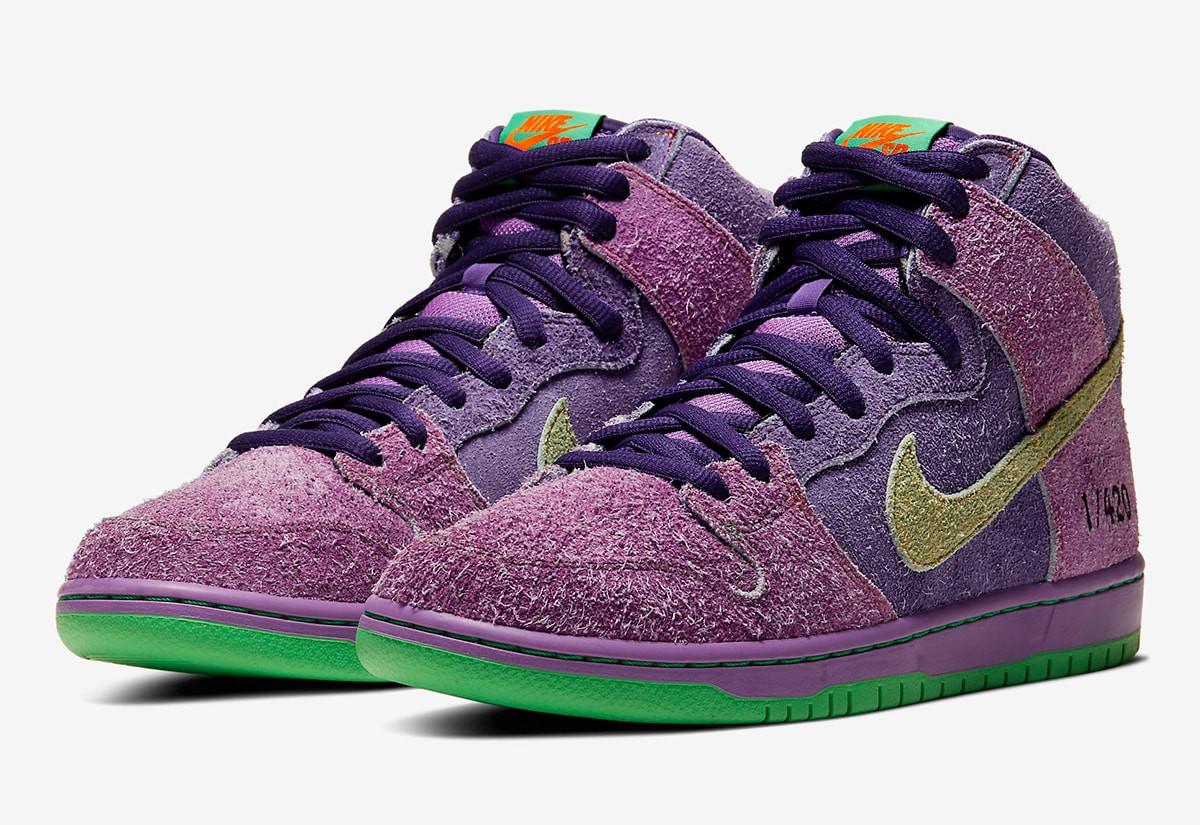 Nike SB Dunk Low 420