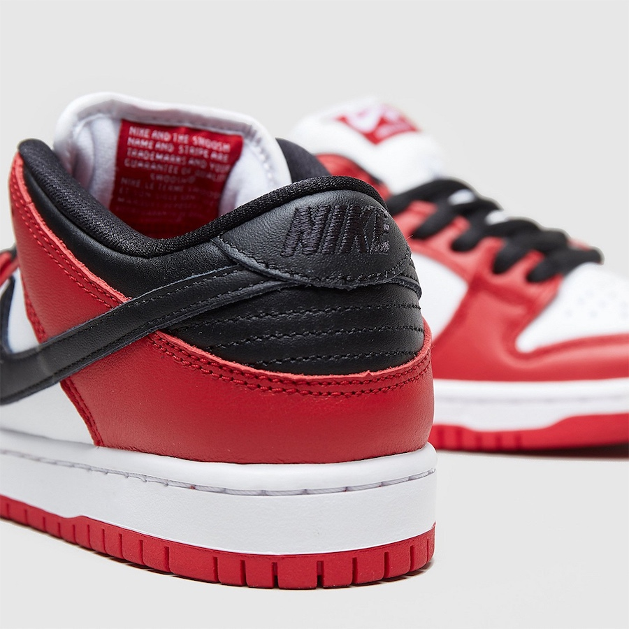 Release Date Nike SB Dunk Low Chicago