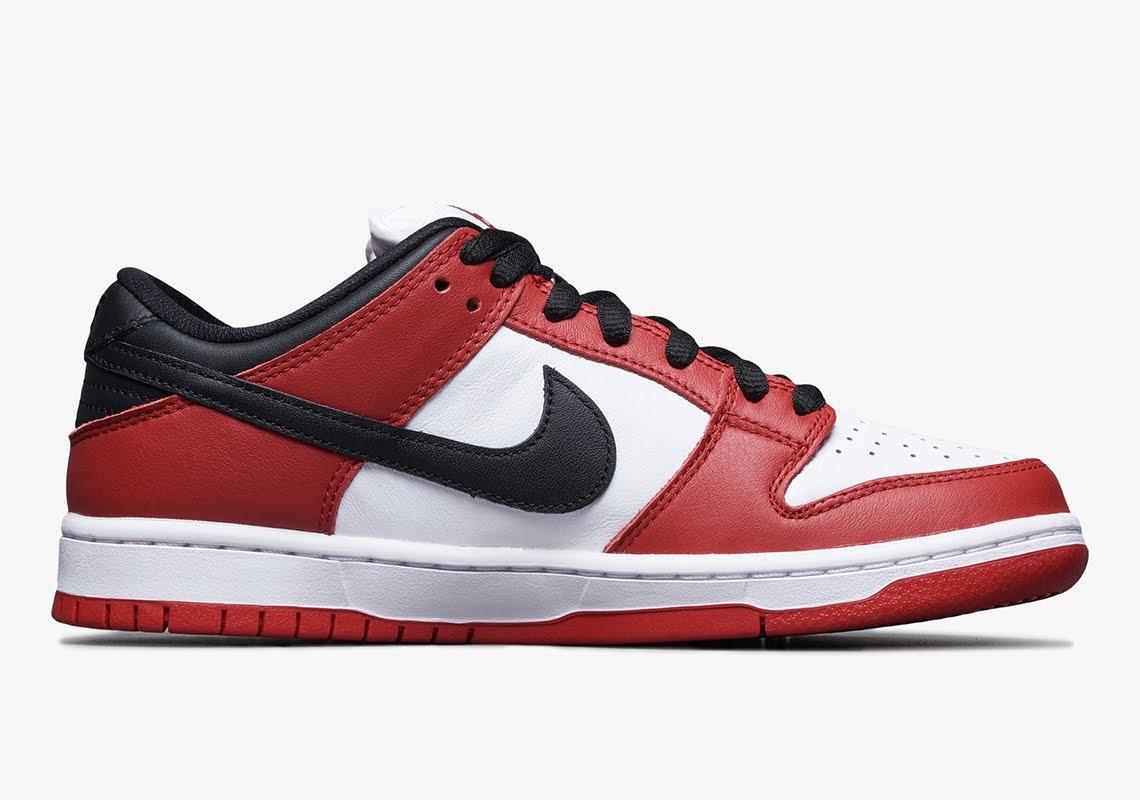 "Nike SB Dunk Low ""Chicago"""
