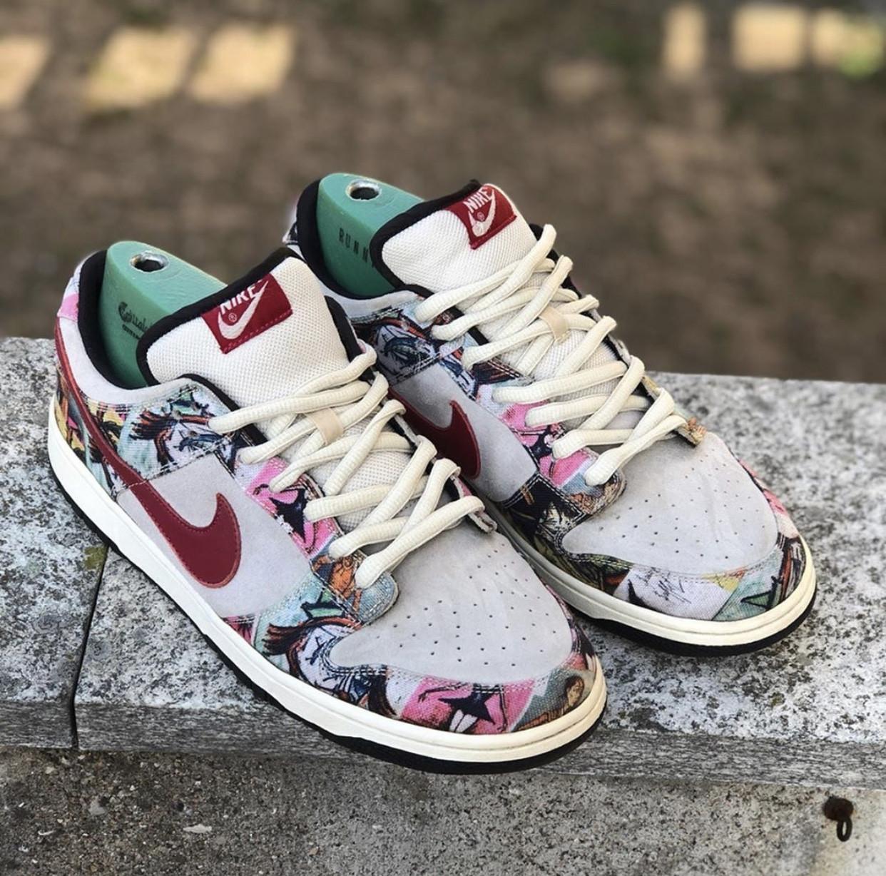 Nike SB Dunk Low Paris