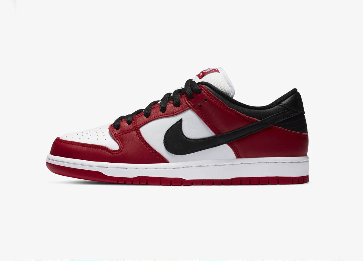 "Nike SB Dunk Low Pro ""Chicago"""