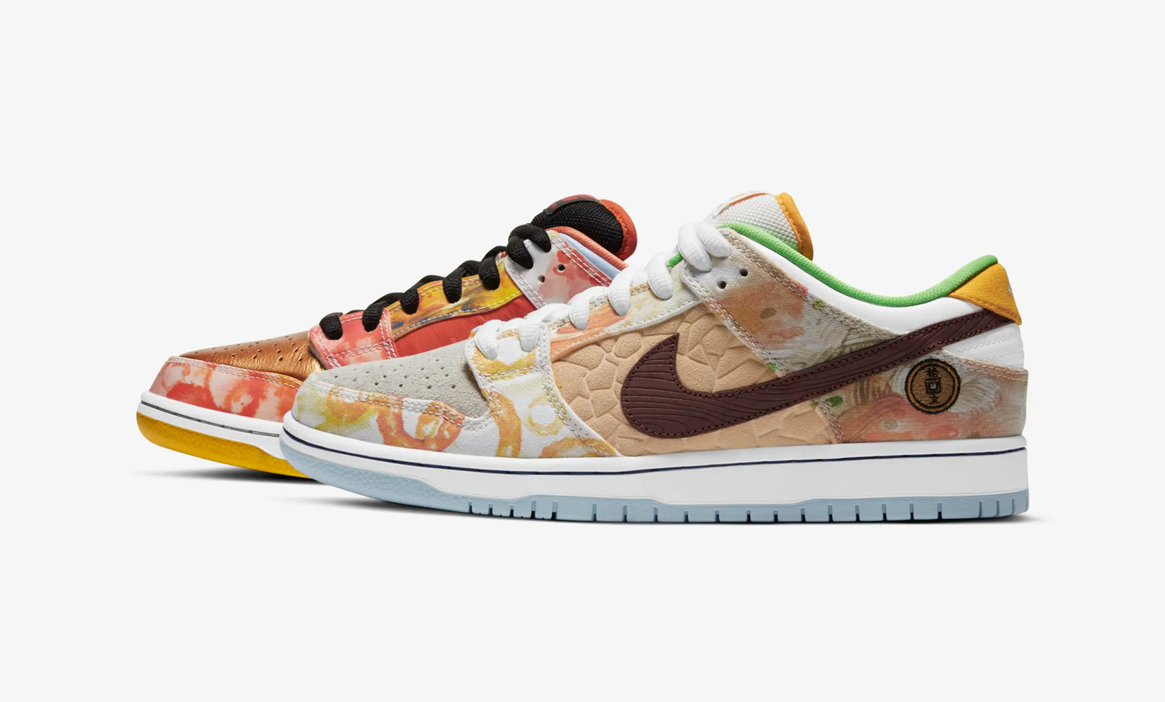 Nike SB Dunk Low Street Hawker Chinese New Year