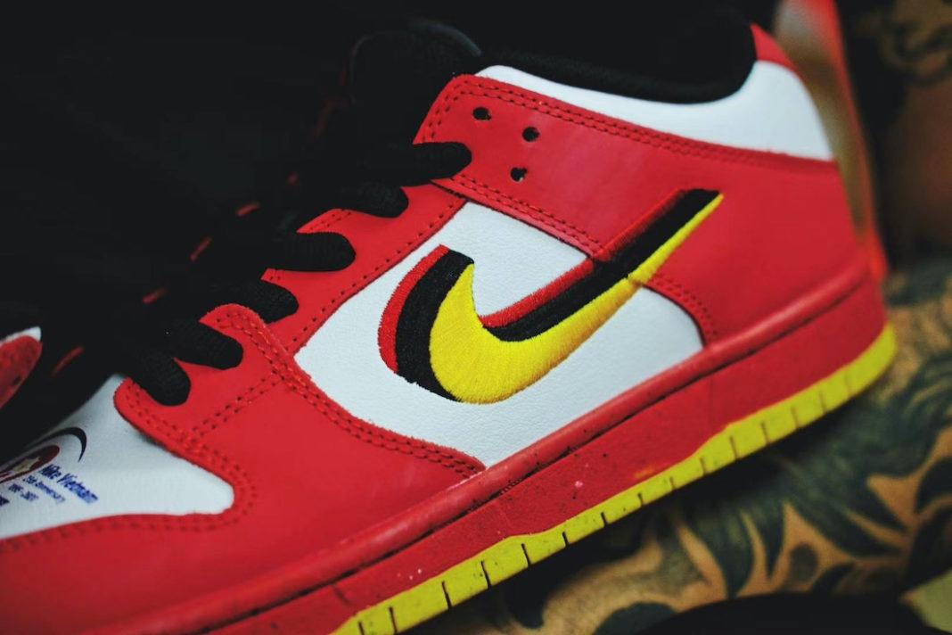 "Nike SB Dunk Low ""Vietnam 25th Anniversary"""