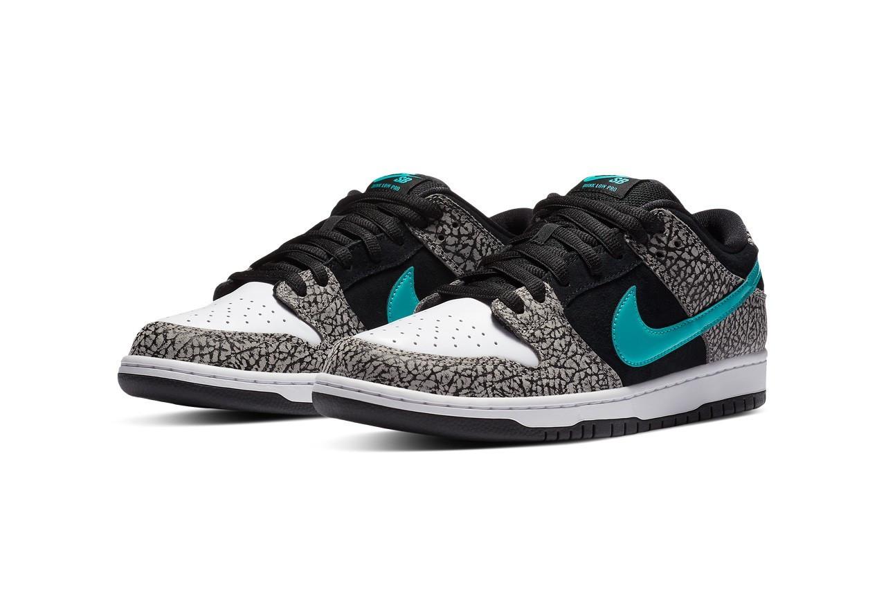 "Nike SB Dunk Low ""atmos Elephant"""