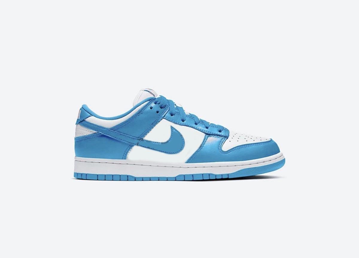 Nike SB Dunk Low UNC