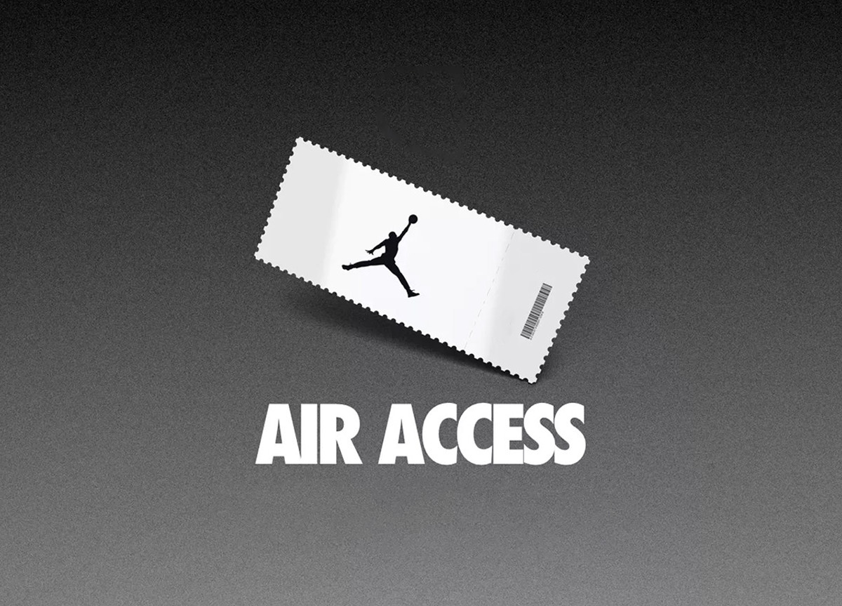 Nike SNKRS accesso esclusivo