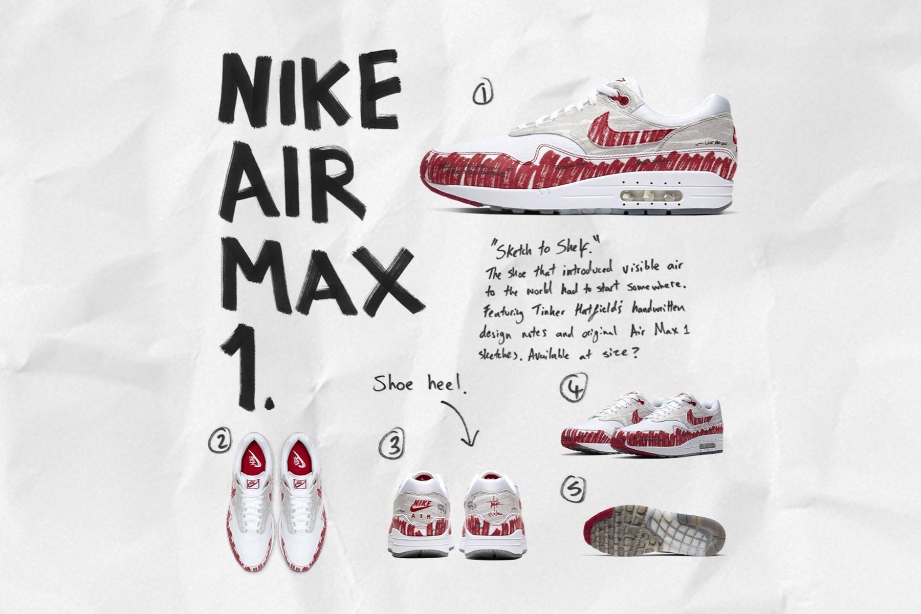 Nike Sketch Pack