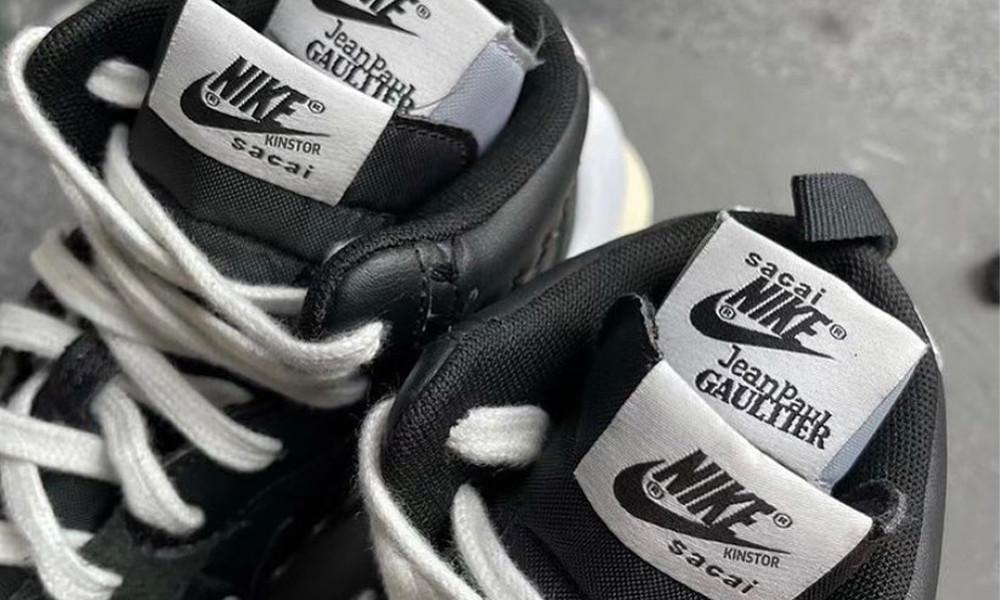Nike x sacai x Jean Paul Gaultier