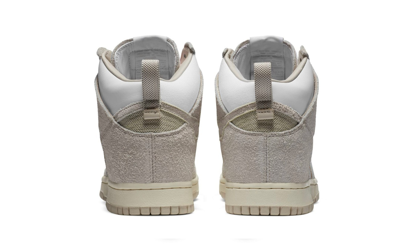 Notre x Nike Dunk High Light Orewood Brown