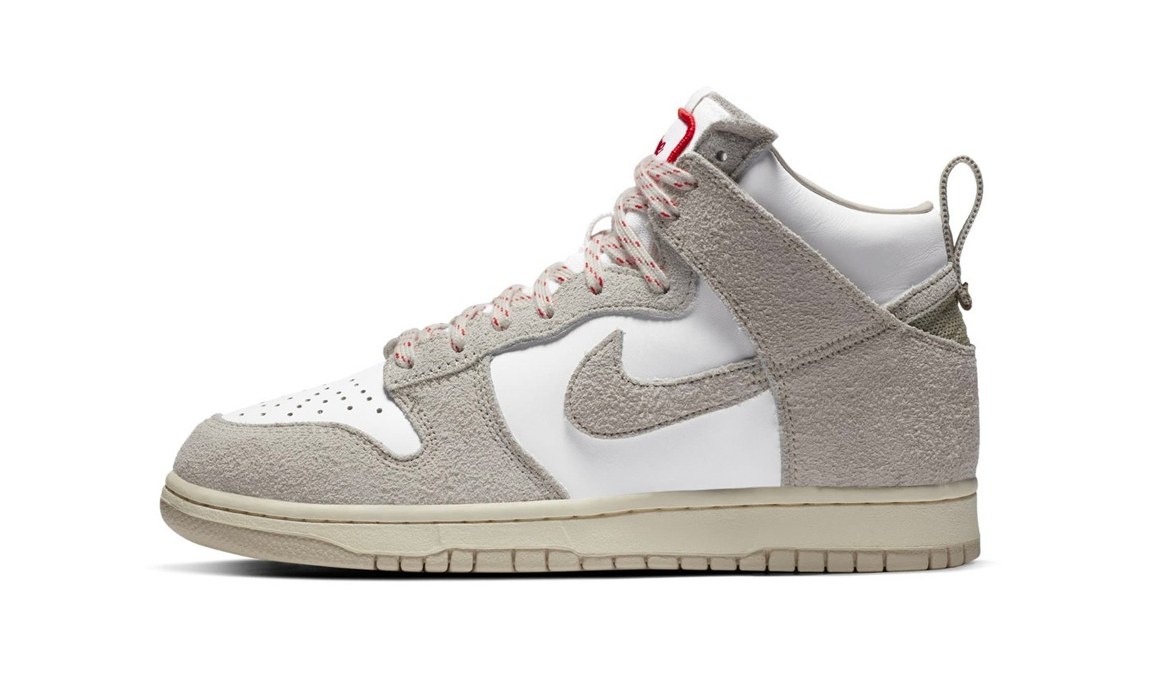 "Notre x Nike Dunk High ""Light Orewood Brown"""