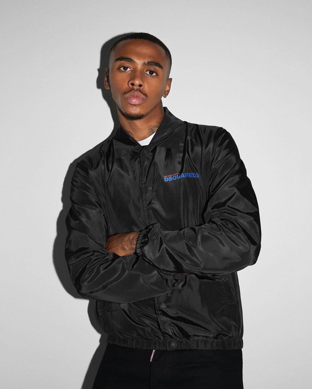OVO x Dsquared2 jacket