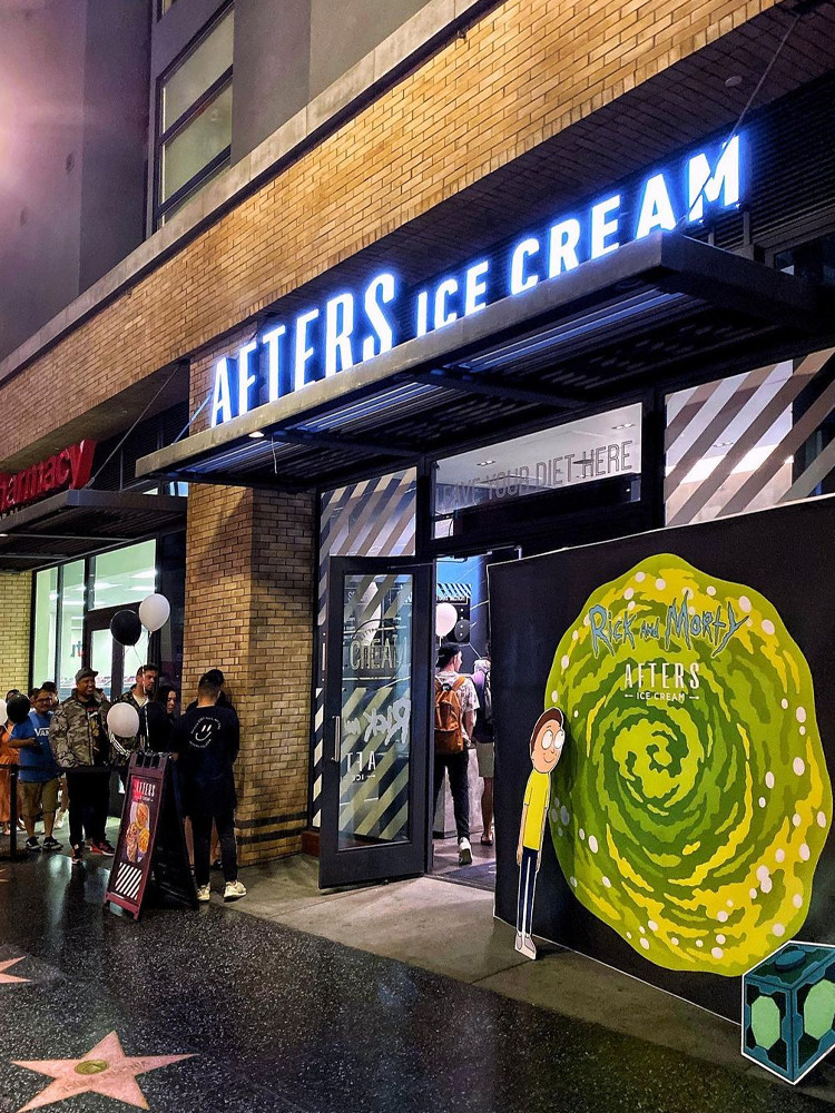 Off-White Afters Ice Cream