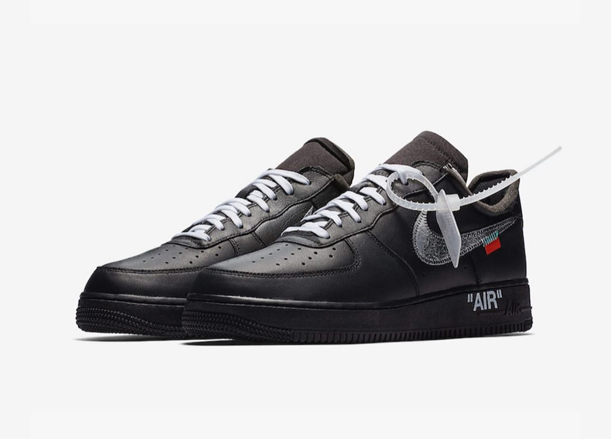 "Off-White x Nike Air Force 1 Low ""MoMa"""