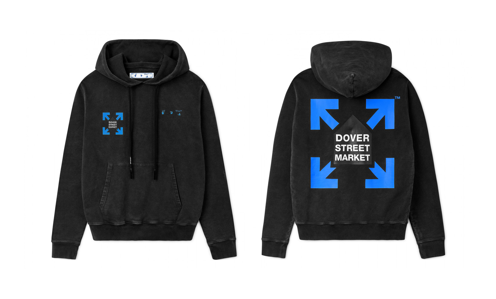 Off-White x Dover Street Market hoodie