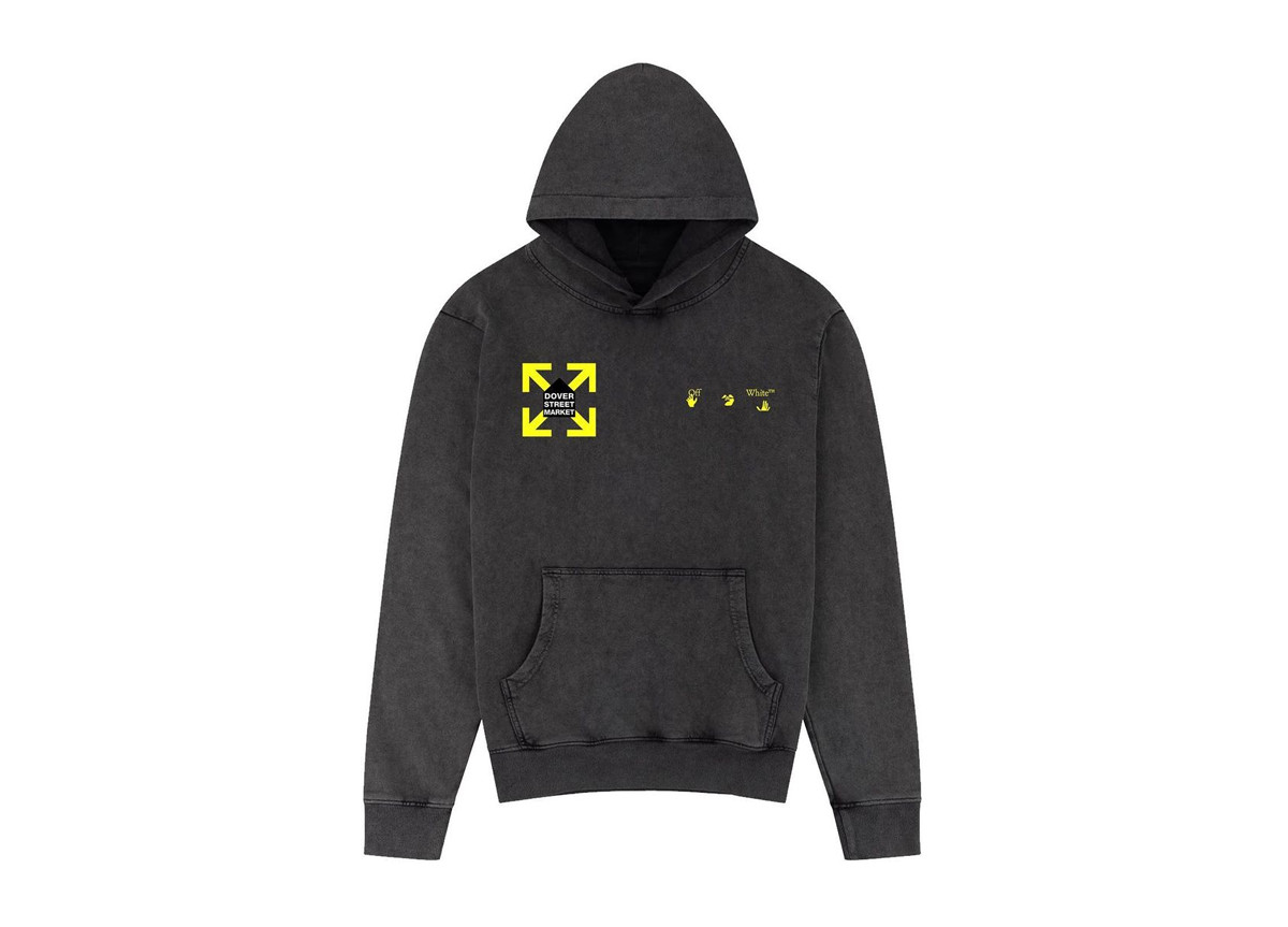 Off White x Dover Street Market hoodie