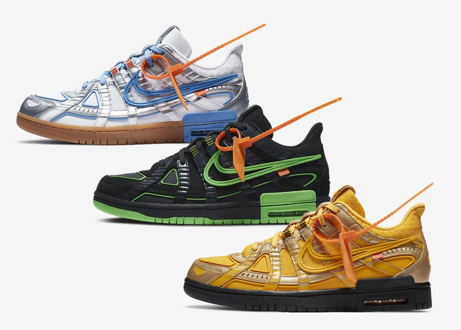 Off-White x Nike Air Rubber Dunk