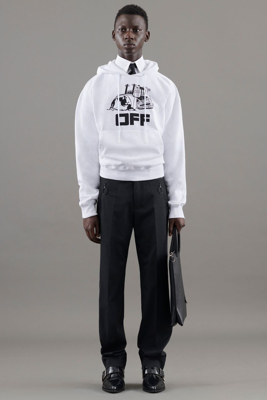 Off-White SS21 hoodie OFF