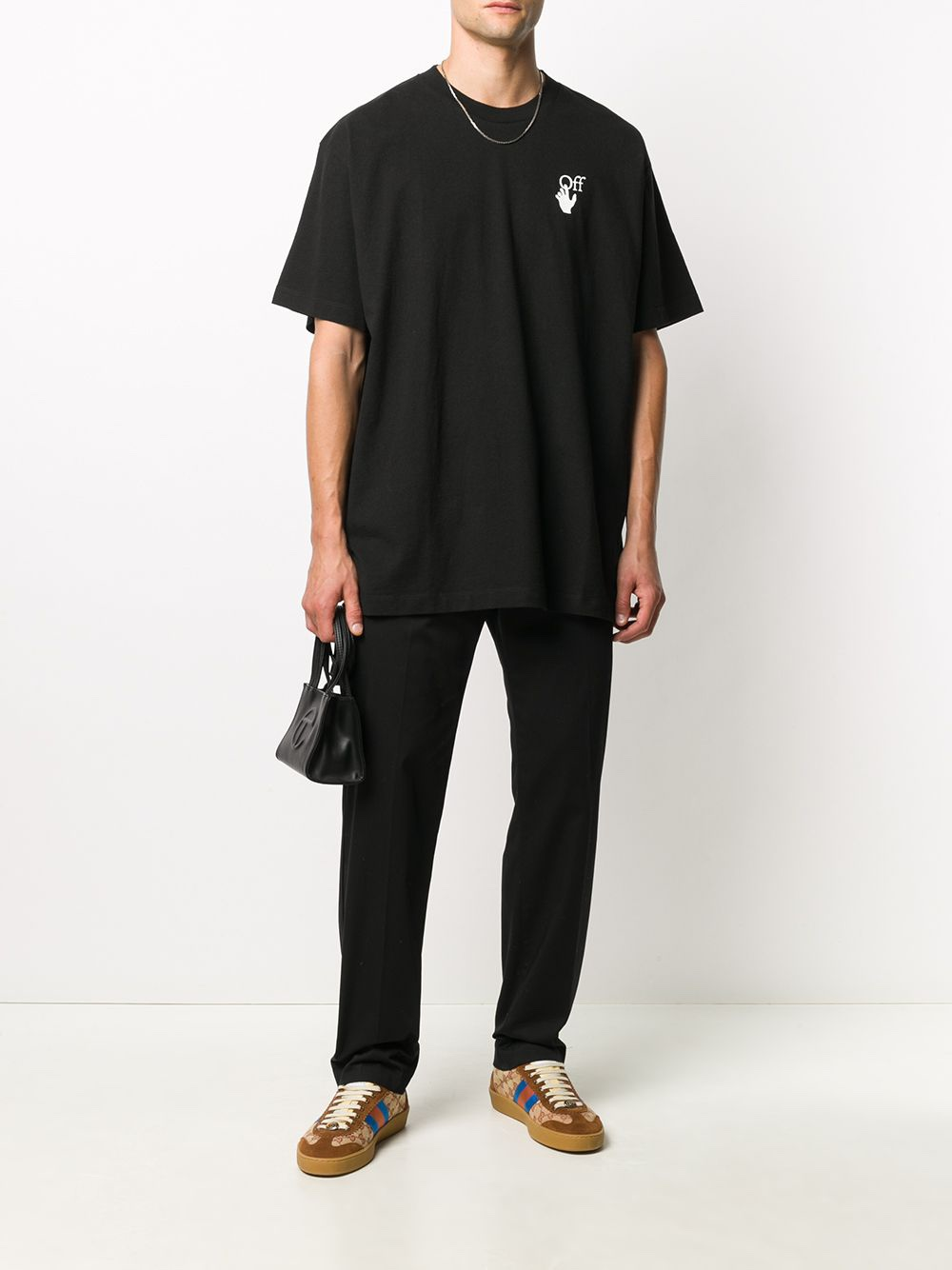 Off-White t-shirt oversize