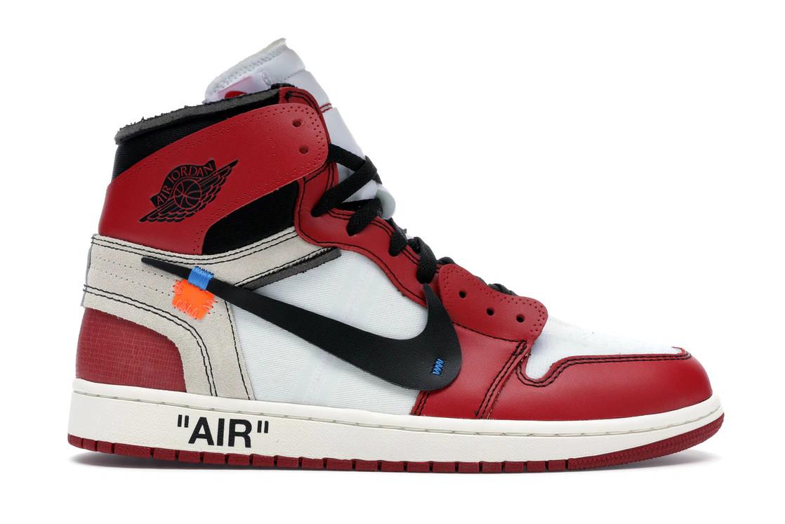 Off-White x Air Jordan 1 High Chicago
