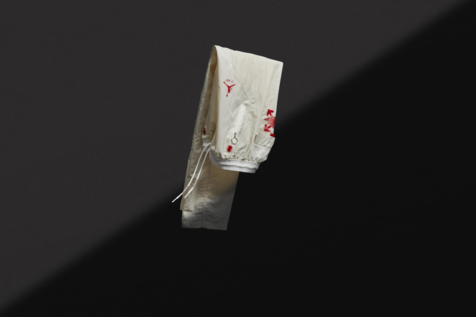 "Off-White x Air Jordan 5 ""Sail"" Pant"