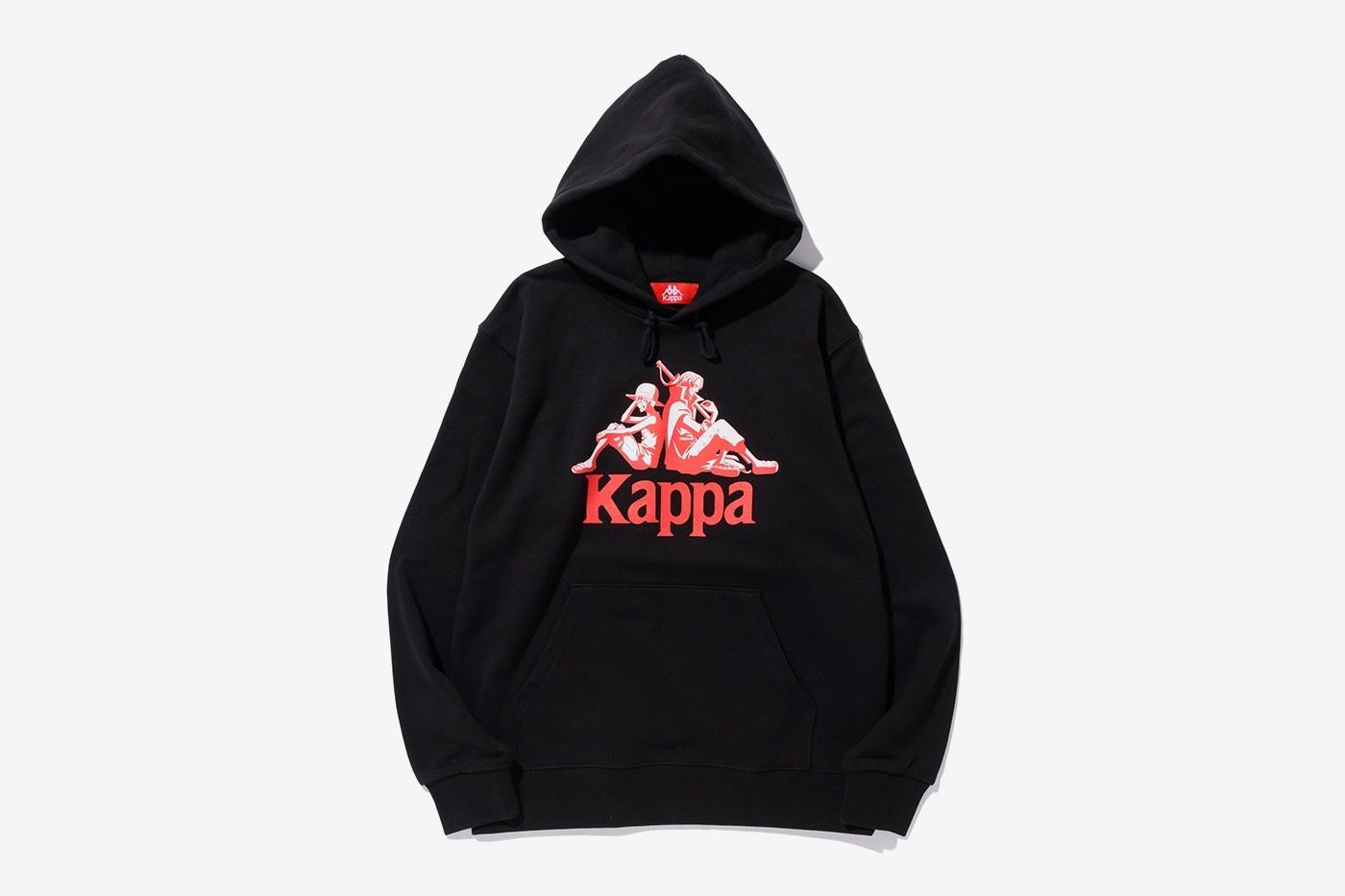 One Piece x Kappa