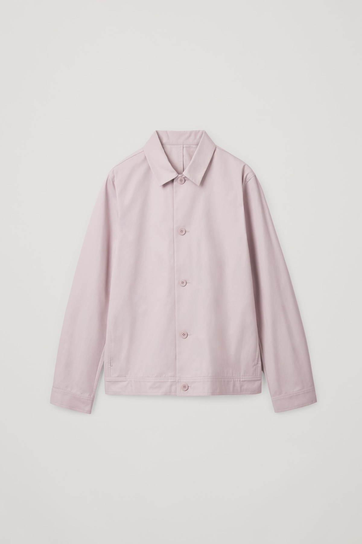 Organic Cotton Jacket - COS