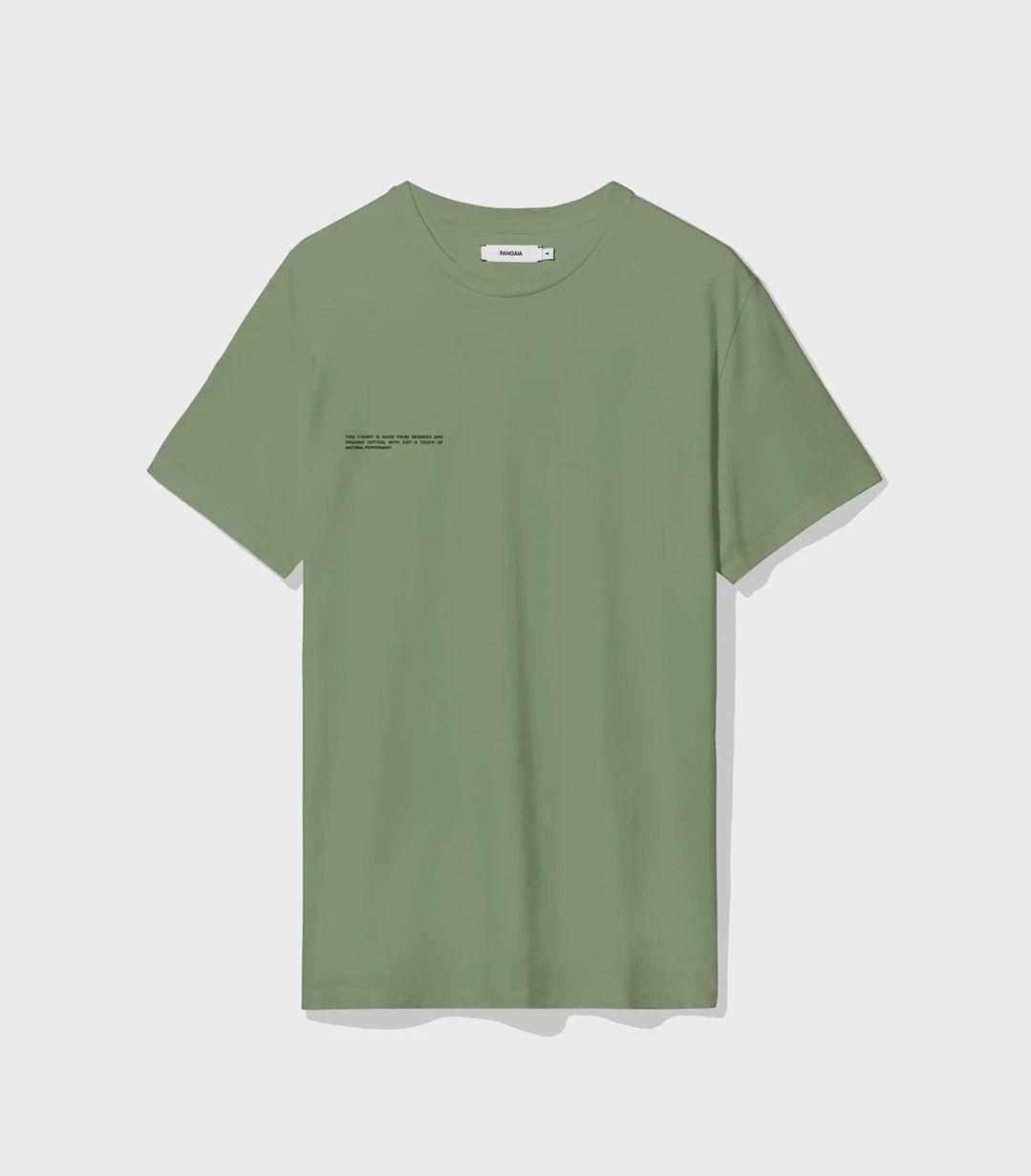 PANAGAIA t-shirt green