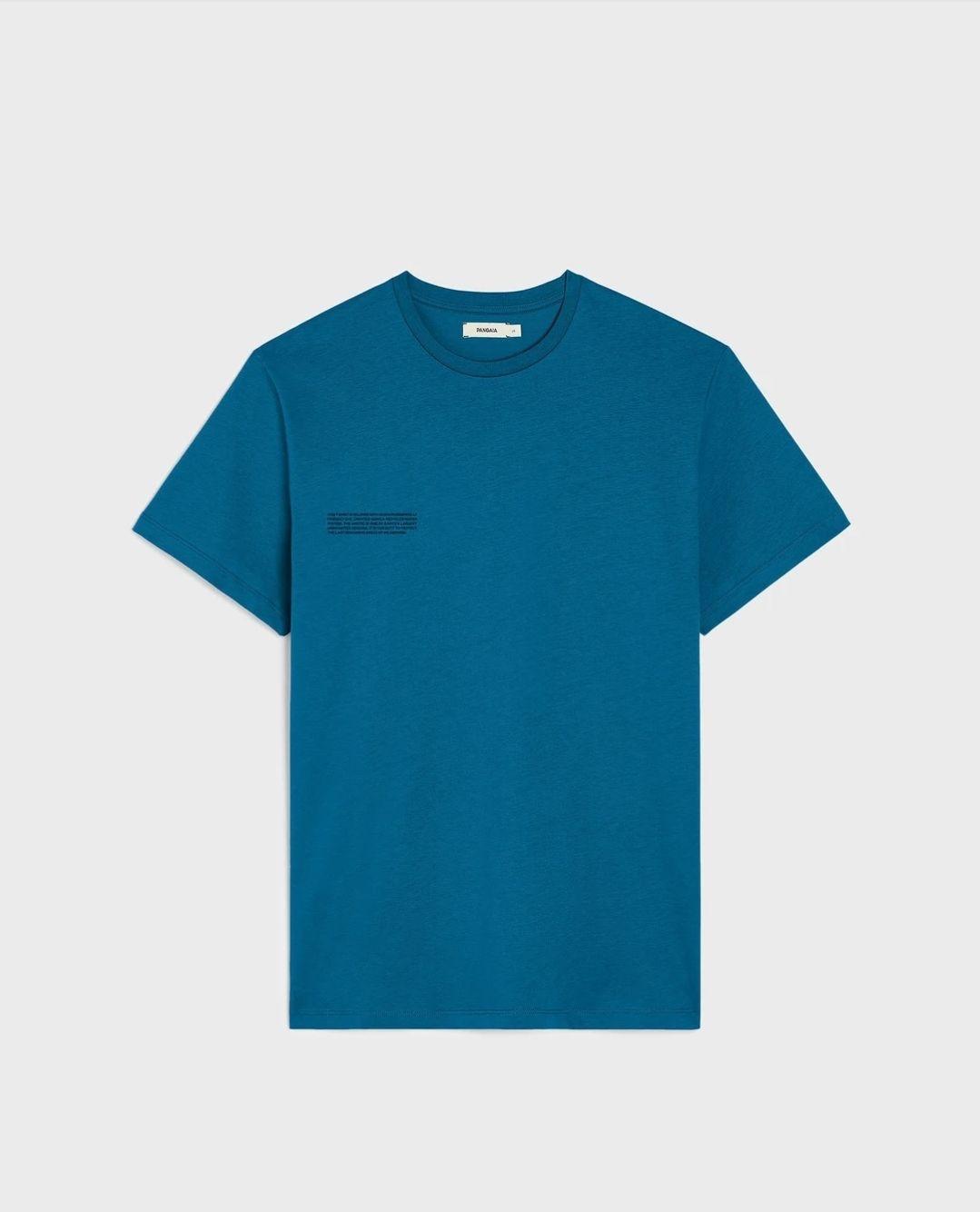 PANGAIA t-shirt Deep Sea Blue