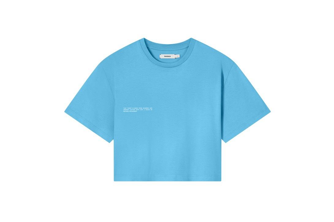 Cropped t-shirt PANGAIA x Just Water