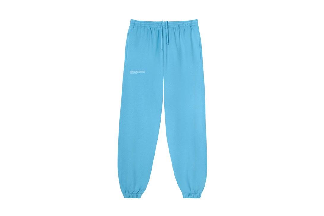 Pantaloni ginnastica PANGAIA x Just Water