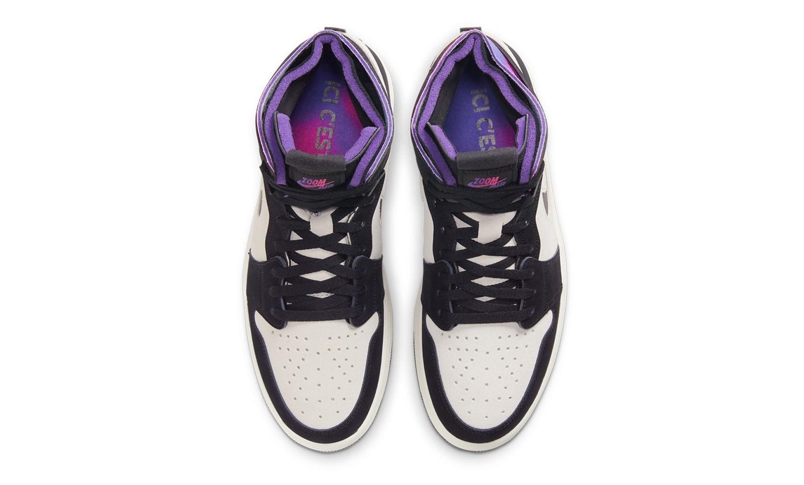 PSG x Air Jordan 1 High ZOOM CMFT